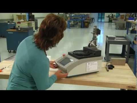 Domaille Engineering Fiber Optic Polish Machine - Part I: Unpacking