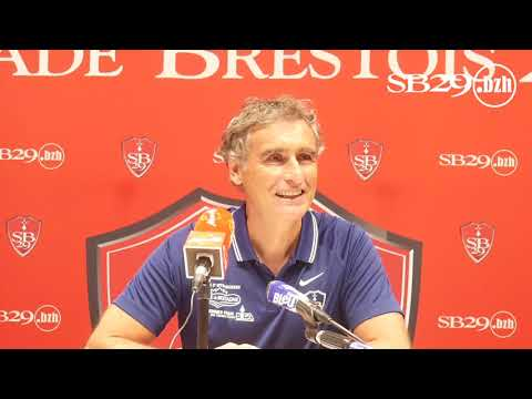 Stade Brestois 29 - Toulouse FC : Conférence de presse d'avant-match