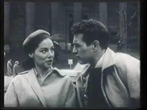 LASSU' QUALCUNO MI AMA (1956) Con Paul Newman - Trailer Cinematografico
