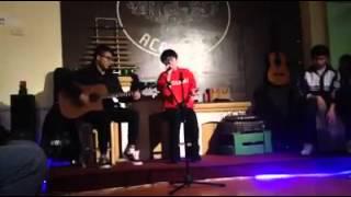 Vết mưa:Đỗ Bình Minh-guitar: Duy Hùng-Offline clb guitar Chuyên Vĩnh Phúc lần 2