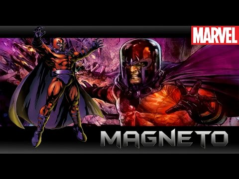 [Magneto]comic world daily