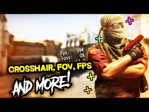 FANTÁSTICO MOD Para Counter Strike Source| Crosshair, HUD, FOV, FPS Y Más! (v34)