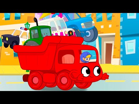 My HUGE Red Truck | Kids Cartoons | Mila and Morphle