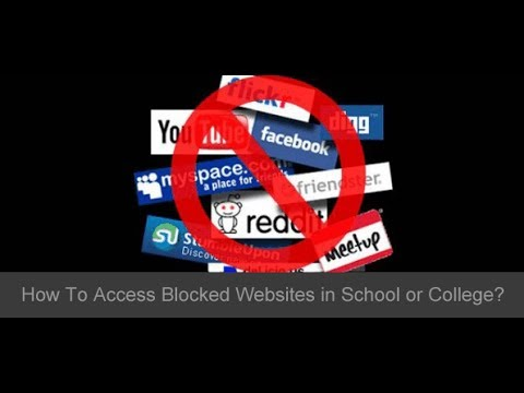 How To Open Blocked Sites Using Betternet Chrome Extension. 2017