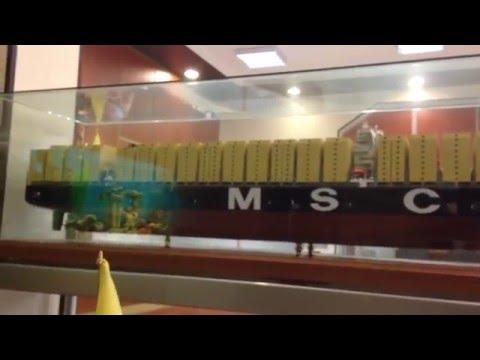 MSC Odessa hall crewing.Одесса.