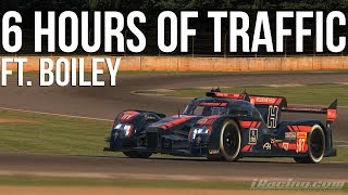 iRacing - 6 Hours Of Shouting At GT