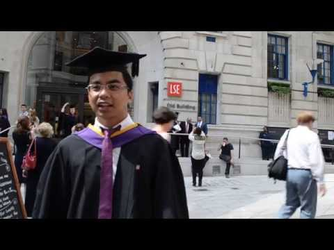 INTO Manchester Alumnus Graduation at LSE- Hien Minh Luu (with Vietnamese subtitles)