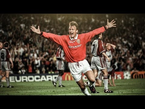 Teddy Sheringham reminisces about the final moments of the 1999 Treble-winning season