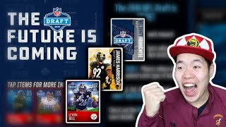 Madden Mobile Draft Promo - Who will be #1 Overall?