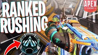 Ranked Rushing! - PS4 Apex Legends Ranked to Masters Ep. 2!