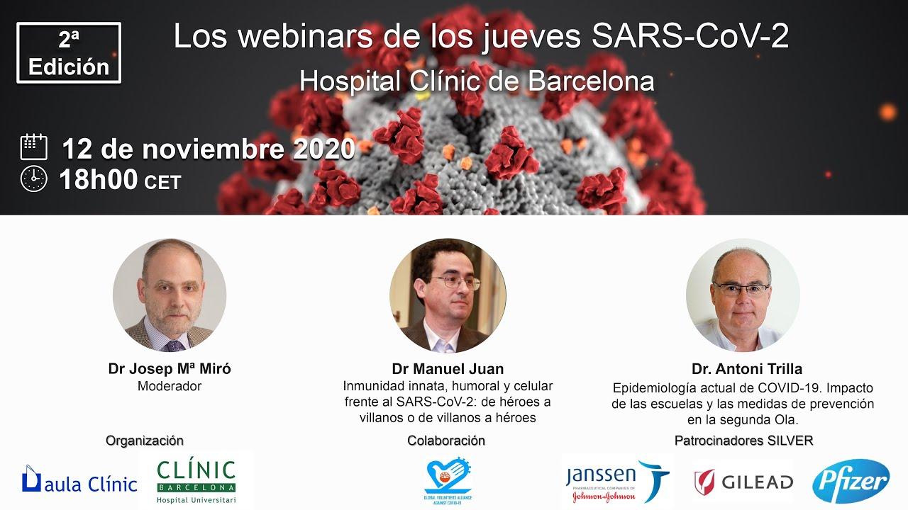 2ª Edition: Hospital Clínico de Barcelona 2