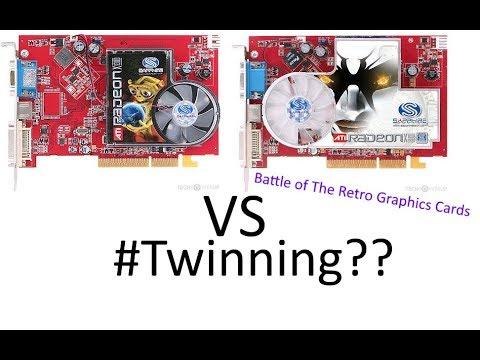 ATi Radeon X1300 Vs X1600 - Battle Of The Retro Graphics Cards Ep1