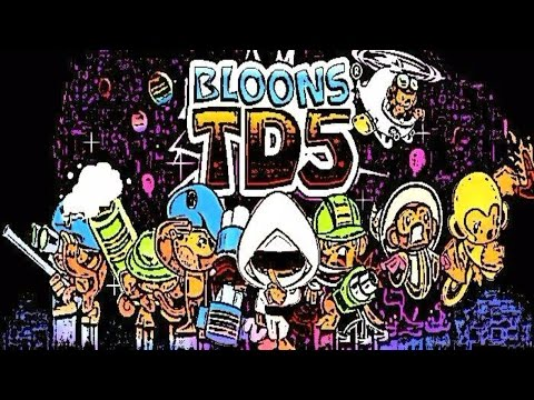 My Bloons TD 5 Stream FIRST TIME PLAYING and LOVE BTD5