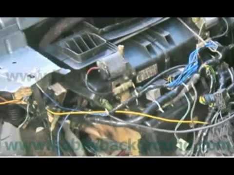 bmw e30 installation wiring under the dashboard youtube rh youtube com bmw e30 wiring loom bmw e30 wiring harness
