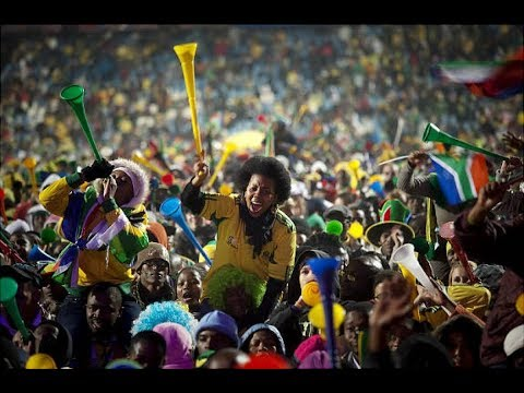 World Cup 2018 - Wavin' Flag