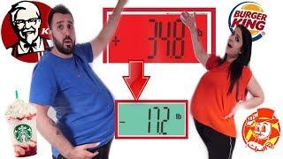 تحدي الاكل   يلي بياكل اكثر لمدة يوم كامل ويزيد وزنه يفوز 😱 !! *استفرغت*