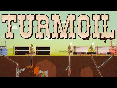 Let's Play: Turmoil - Turning Oil Into Cash!