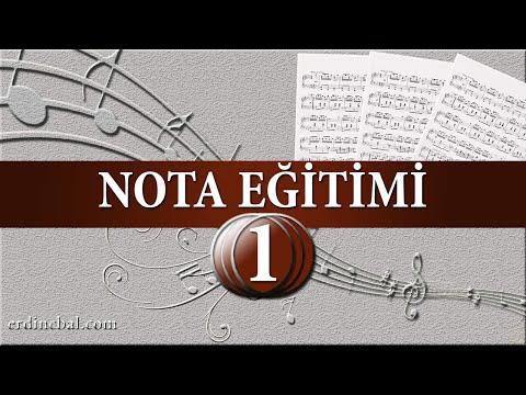 Nota Eğitimi - 1