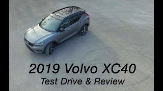 2019 Volvo  XC40  Test Drive &  Review