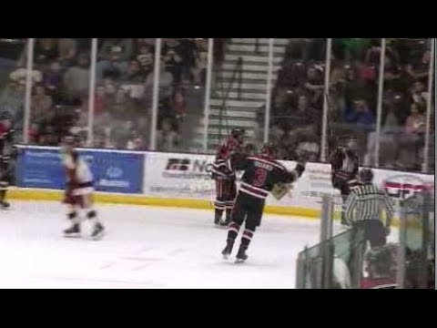 Wings Clip Tauros In Game 3 At Minot Kdlt