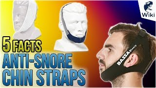 Anti-Snore Chin Straps: 5 Fast Facts