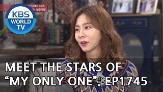 """Interview with the Stars of """"My Only One""""[Entertainment Weekly/2019.01.14]"""