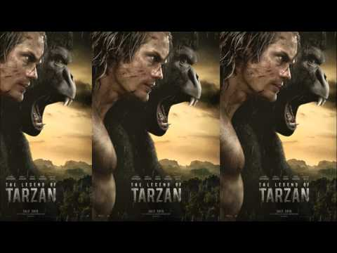 Soundtrack The Legend Of Tarzan (2016) - Trailer Music The Legend Of Tarzan (Theme Song)