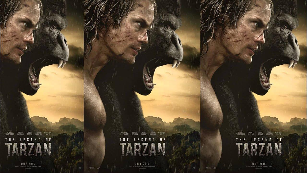 скачать фильм легенда о тарзане 2016
