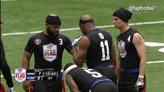 'The Money Team' Wins #USOF Round of 16 Game For a Shot at $1,000,000   AFFL
