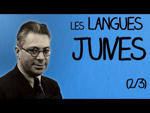 Les langues juives [2/3] (yiddish et judesmo) - Ma Langue dans Ta Poche #6