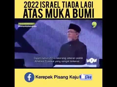 2022 Israel Akan Hilang Dari Dunia