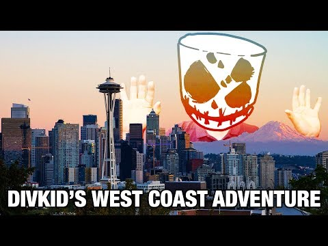 DivKid's West Coast Adventure