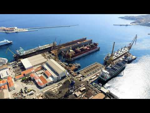 NEORION SYROS SHIPYARDS before & After ONEX