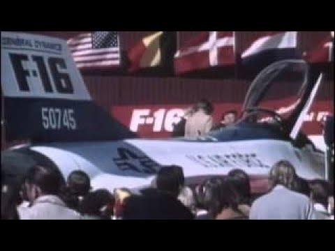 The F 16 Falcon Fighter Jet
