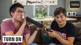 Xbox One X: Wohin mit so viel Power? – TURN ON Play