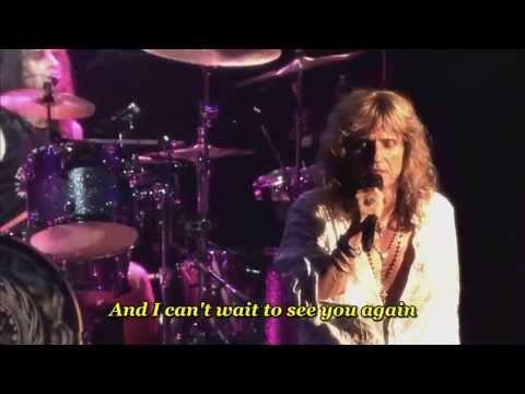 Whitesnake -  Is This Love ( Live in Japan ) - with lyrics