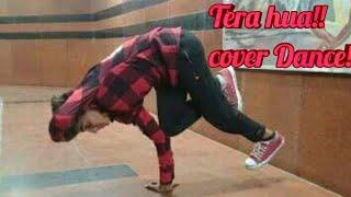 Tera Hua | Loveyatri | Atif Aslam | Cover Dance Choreography | Sahil Singh