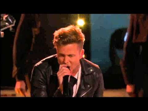 OneRepublic Love Runs Out Live at the Voice NBC WM Song 2014