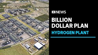 Oil and gas giant Woodside has plans for  a hydrogen and ammonia plant at Kwinana. | ABC News
