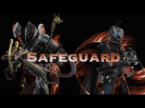 WARFRAME - Safeguard - Nezha augment mod