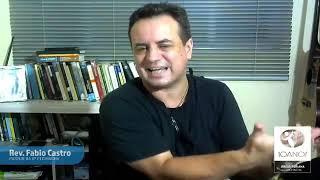 Devocional de Quinta  - 12 11 2020 - Rev. Fábio Castro