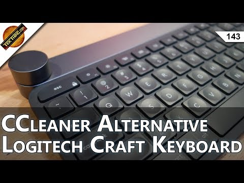 Logitech Craft Keyboard Review, CCleaner Hacked: Fix or Replace It, Video Editing PC Parts!