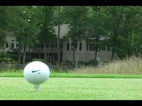 Diamante Golf Course / Hot Springs Village Arkansas