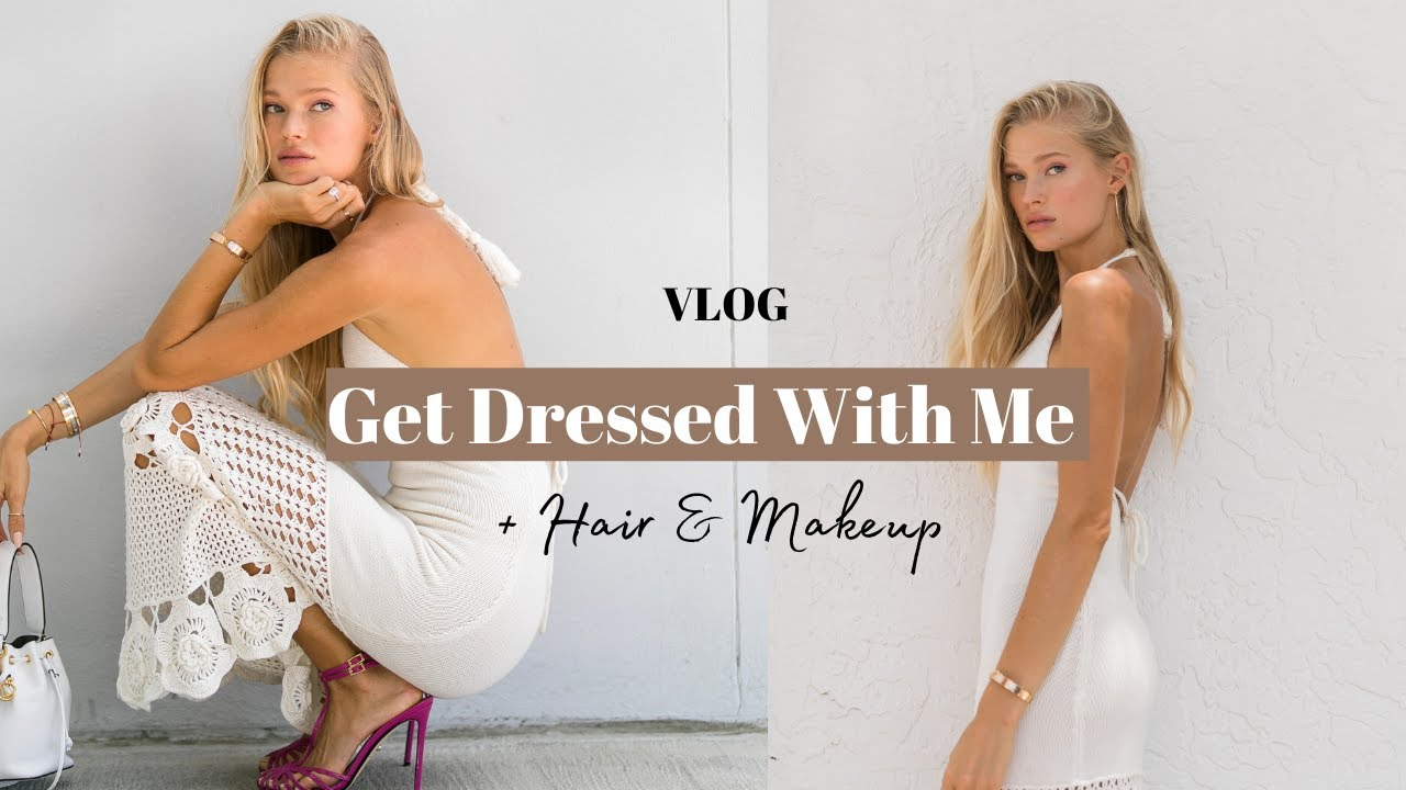 Download Get Dressed With Me For B-Day Lunch / Model & Mom  / Vita Sidorkina
