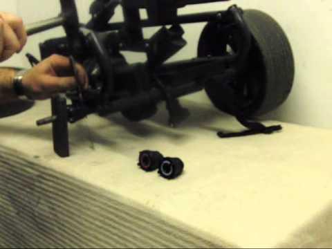 Powakaddy Clutch Repair, Replace wmv