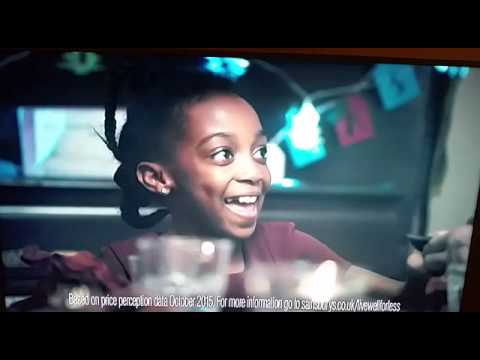 Sainsbury's Advert, Girl gets Herpes.