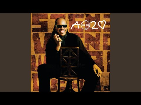 stevie wonder if your love cannot be moved feat kim burrell