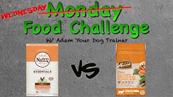 Merrick vs Nutro Mash-up