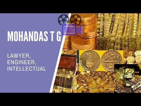 In conversation with Mohandas T G on the Gold in Kerala temples