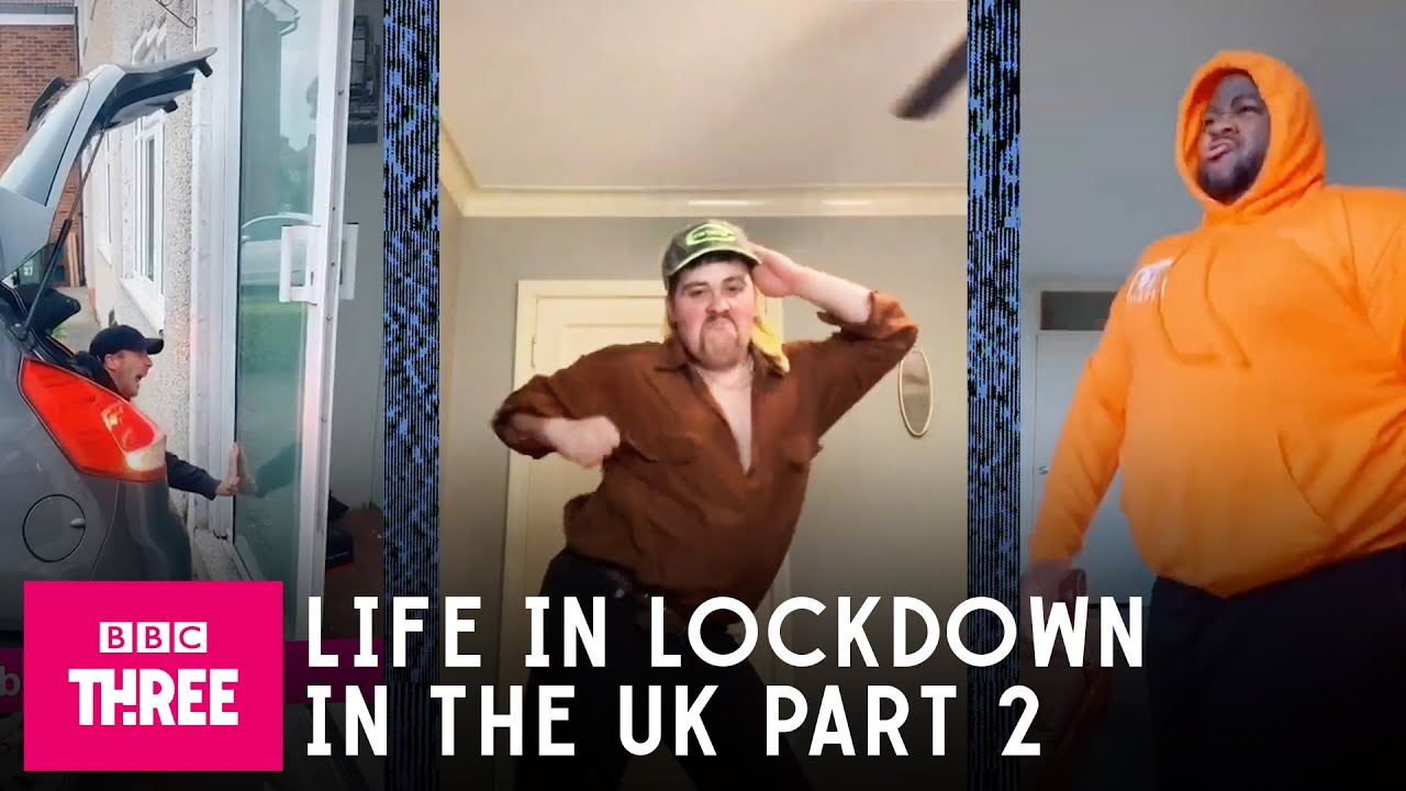 Your Funniest Posts In Lockdown Uk Watch On Mobile Youtube